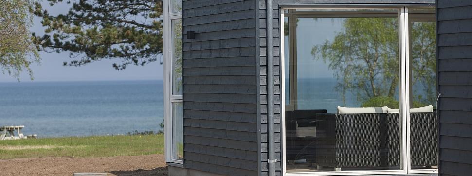 Bedste vinduer træ alu