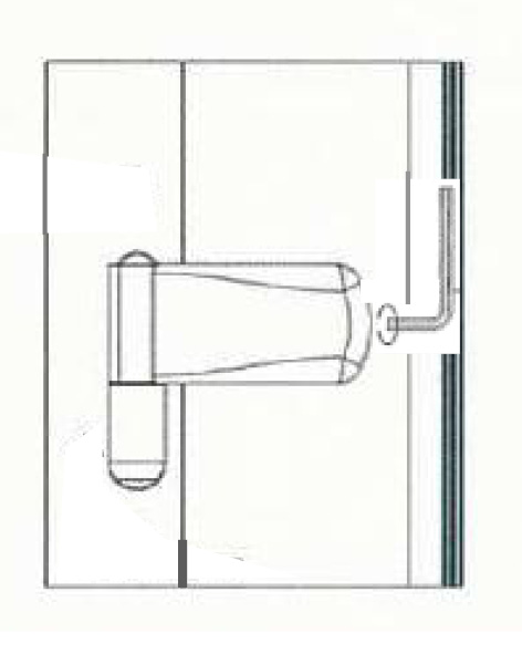 Aubi vinduer – Bordben jern